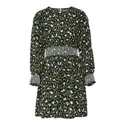 Only - danielle l/s knee dress wvn
