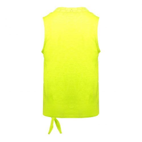 Geisha - lime t-shirt sleeveless