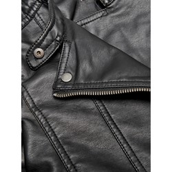 Only Freya Leather Biker