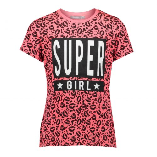 Geisha - t-shirt super girl 02066K-41