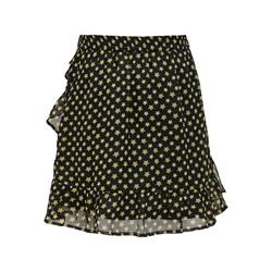 Only - dut fake wrap skirt