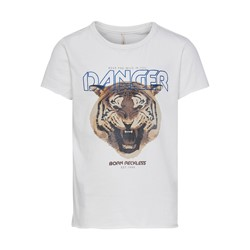 Only - lucy life tiger top
